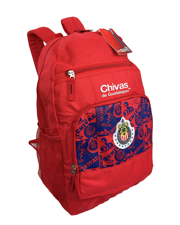 公式チーバスバックパック、クラブグアダラジャラバックパック。   B07HKN72TM