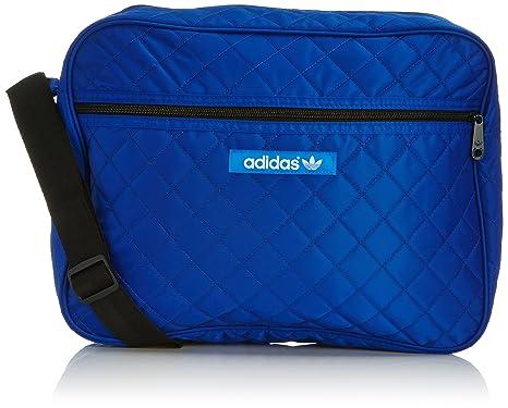adidas Adidas Airliner Nylon Bag Tasche collegiate royal-black-bluebird 3JRksB