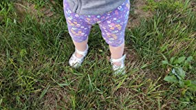 I tried these soft sole first walking shoes and they are perfect. She is able to walk in them and ...