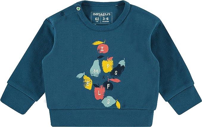 Imps /& Elfs B Regular Sweater LS Boksburg Sudadera para Beb/és