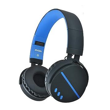EINSKEY Auriculares Bluetooth con micrófono, Escuchar Música y Hablar por teléfono o Tableta, Auriculares de Viaje, audífonos de Gama Alta o Auriculares ...