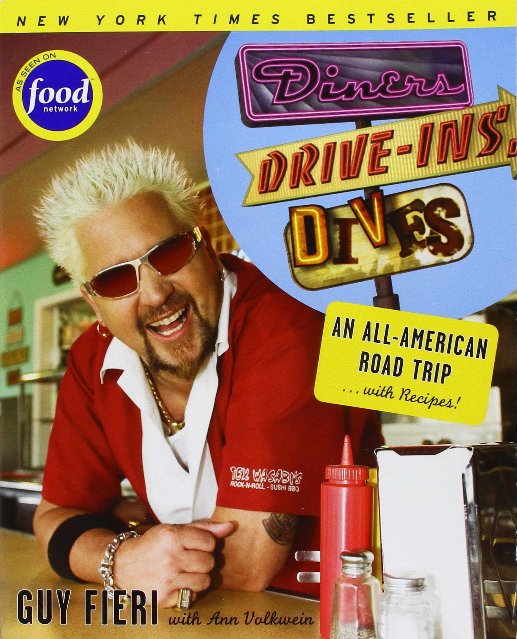 Image result for Diners, Drive-Ins, Dives: An All-American Road Trip . . .""