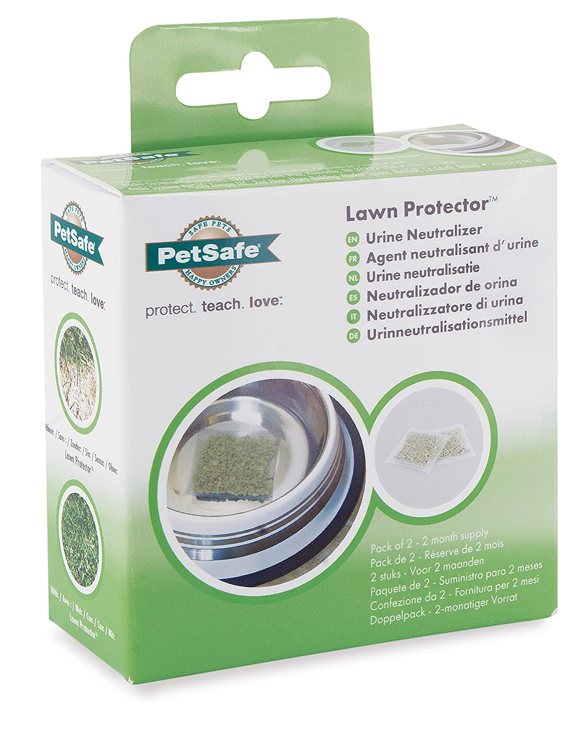 Pet Supplies : PetSafe Lawn Protector Urine Neutraliser, Water Purifier, No Grass Burn : Amazon.com