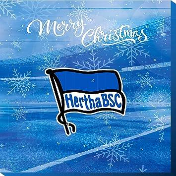 Coole Weihnachtskalender.Advent Calendars Hertha Bsc Berlin Adventskalender