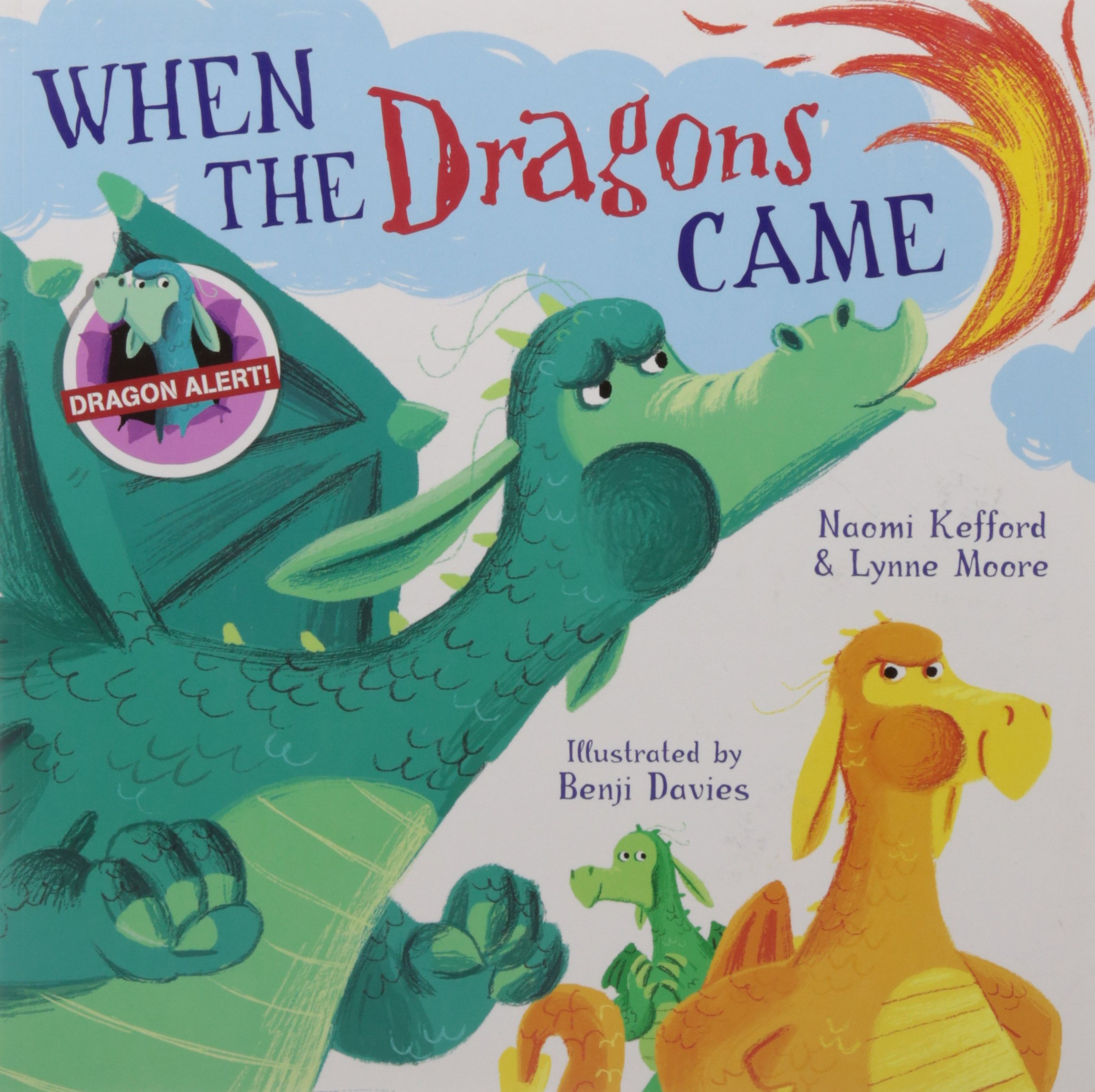 Download When the Dragons Came pdf