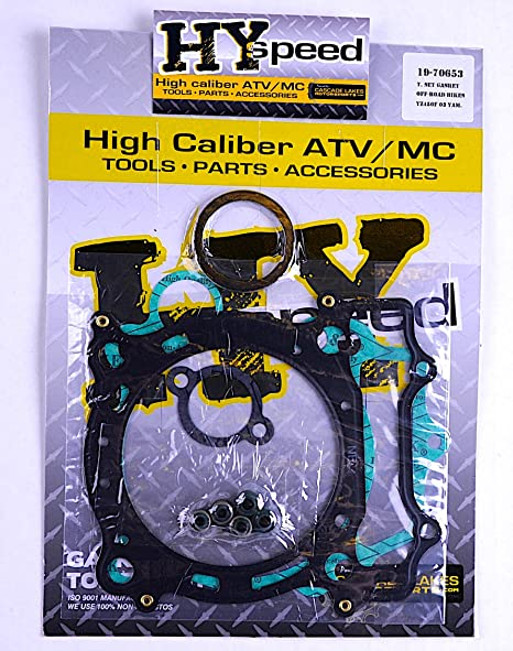 HYspeed Top End Head Gasket Kit Yamaha WR450F 2003-2006 YZ450F 2003-2005  YAMAHA YFZ 450 2004–2009