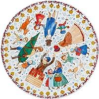 Hutschenreuther 02471-727312-12784 - Plato para galletas (28 cm