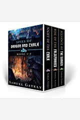 Spies of Dragon and Chalk Books 1-3: Fantasy Boxed Set Kindle Edition