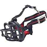 COA61120-KW Baskerville Ultra Dog Muzzle, Size 1 for Dogs 6 to 15 lbs.