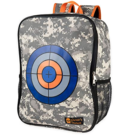 Home & Garden Score Target Pouch Storage Bag Carry Equipment Bag For Nerf Guns Darts N-strike Elite Mega Rival Series Moderate Cost