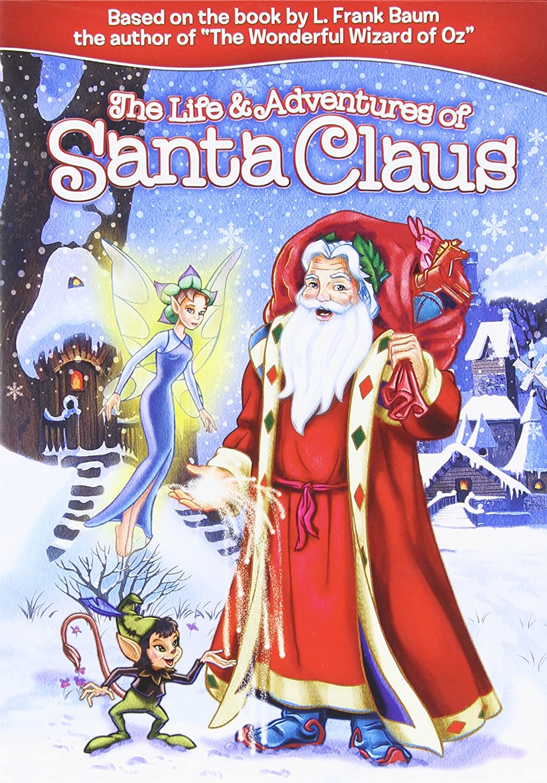 amazon com the life u0026 adventures of santa claus dixie carter