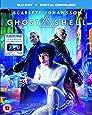 GHOST IN THE SHELL Blu-RayTM + digital download [2017] [Region Free]