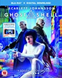 GHOST IN THE SHELL Blu-RayTM + digital download [2017] [Region Free]
