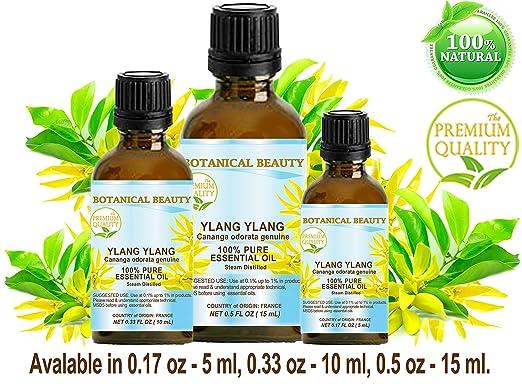 0.5 Fl Oz cananga Odorata Ätherisches Öl Ylang Ylang