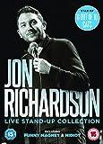 Jon Richardson: Funny Magnet/Nidiot [DVD]