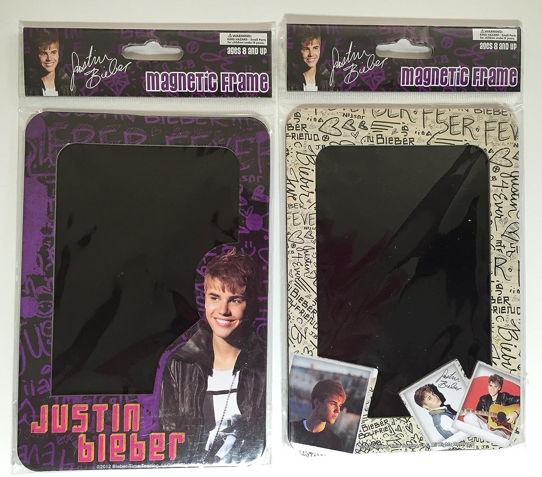 Justin Bieber Magnetic Frame Bravado 811669