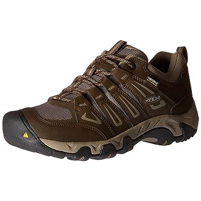 KEEN Men's Oakridge Waterproof Shoe | Hiking Shoes