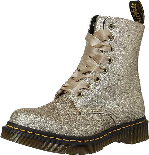 Dr. Martens Women's 1460 Pascal Glitter Fashion Boot