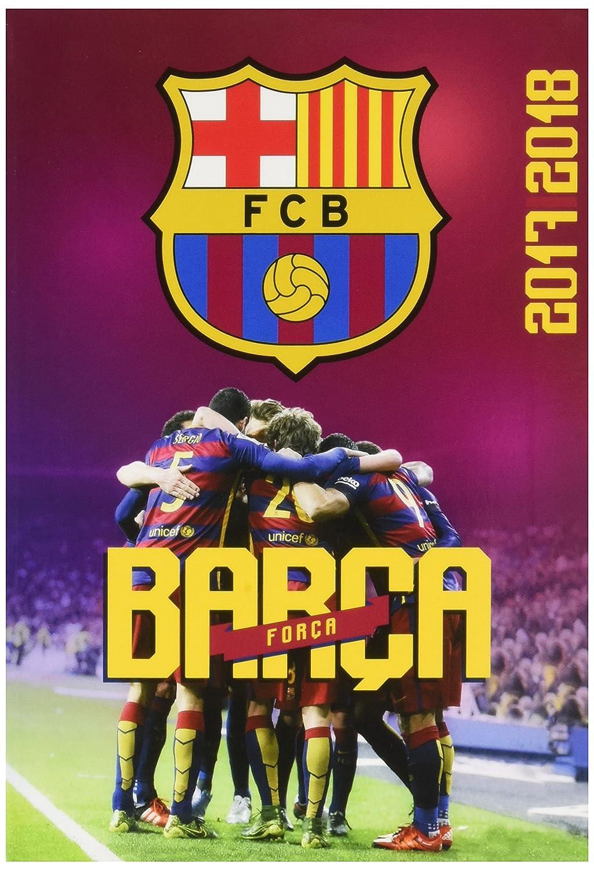 Quo Vadis Barcelona Text Agenda escolar diario 12 x 17 cm ...