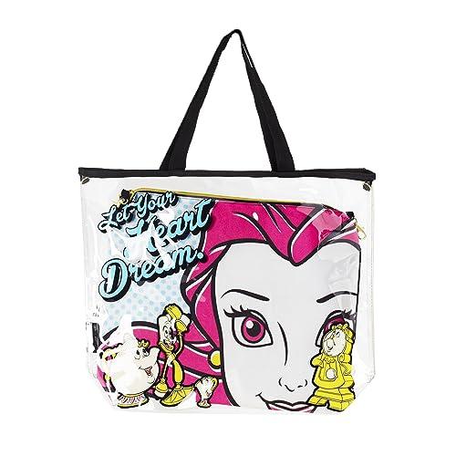 Amazon.com: Disney Bella y la Bestia Belle bolsa Bolsa con ...