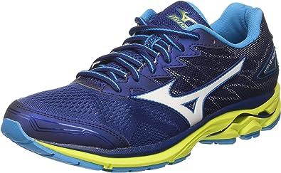 Mizuno Wave Rider, Zapatillas de Running para Hombre: Amazon.es: Zapatos y complementos