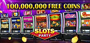 Slots Party - Real Vegas Slot Machines from Grande Games