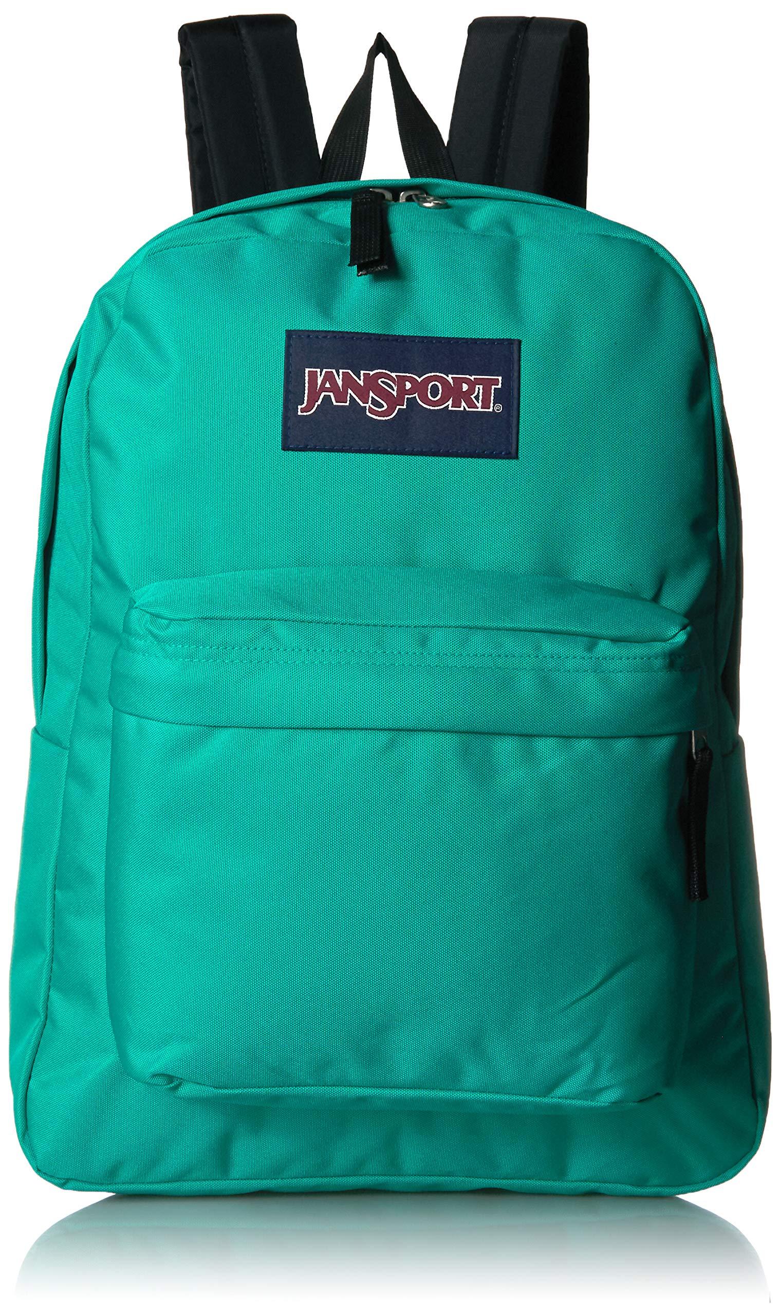 486193dc8e44 JanSport T501 Superbreak Backpack - Varsity Green