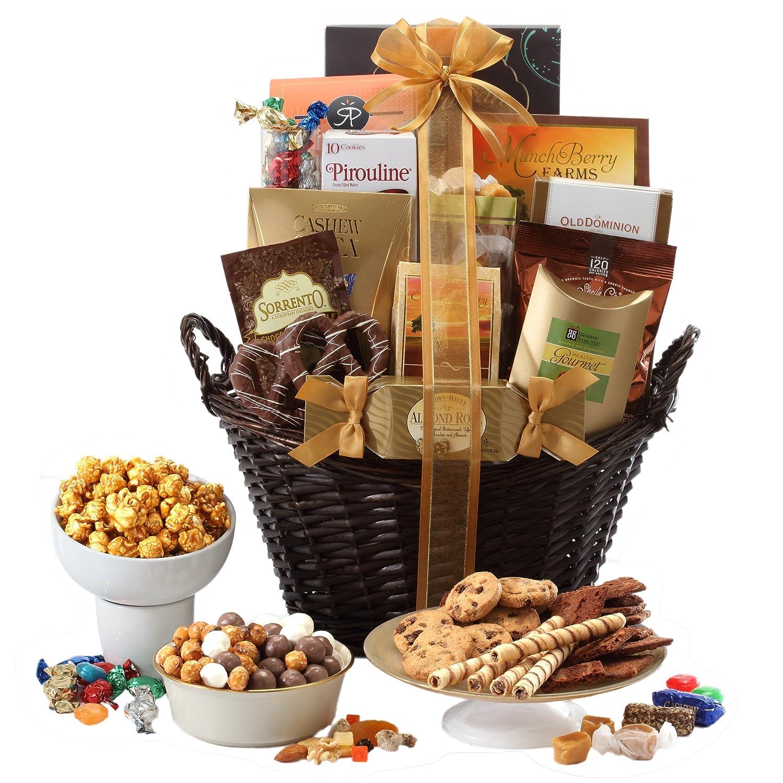 Amazon.com : Broadway Basketeers Gourmet Gift Basket : Gourmet ...