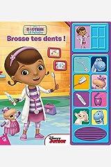 DR LA PELUCHE - BROSSE TES DENTS (LES MUSI-LIVRES (20)) (French Edition) Paperback