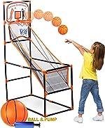 Bundaloo Arcade Basketball Game   Best Portable Hoop Shooting Games for
