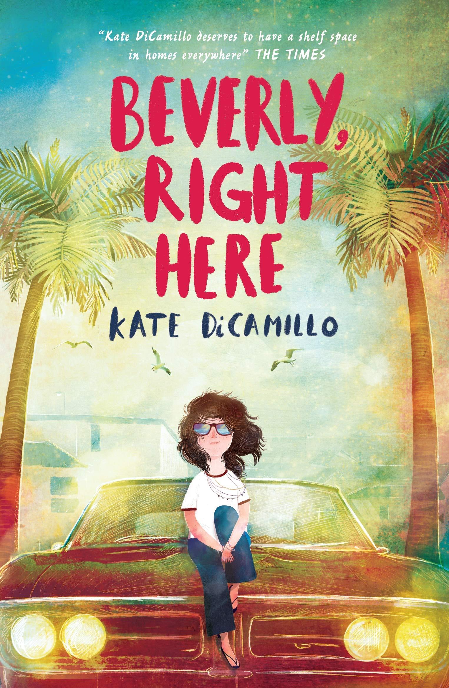 Beverly, Right Here: Amazon.it: Kate DiCamillo: Libri in altre lingue