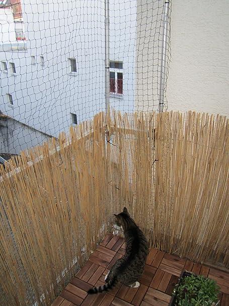 Holly Stabielo sunshade 59SC - Soporte de fijación de red para gatos, sin varillas, sin red, solo soporte, con pinzas de fijación hasta 35 mm, para varillas ...