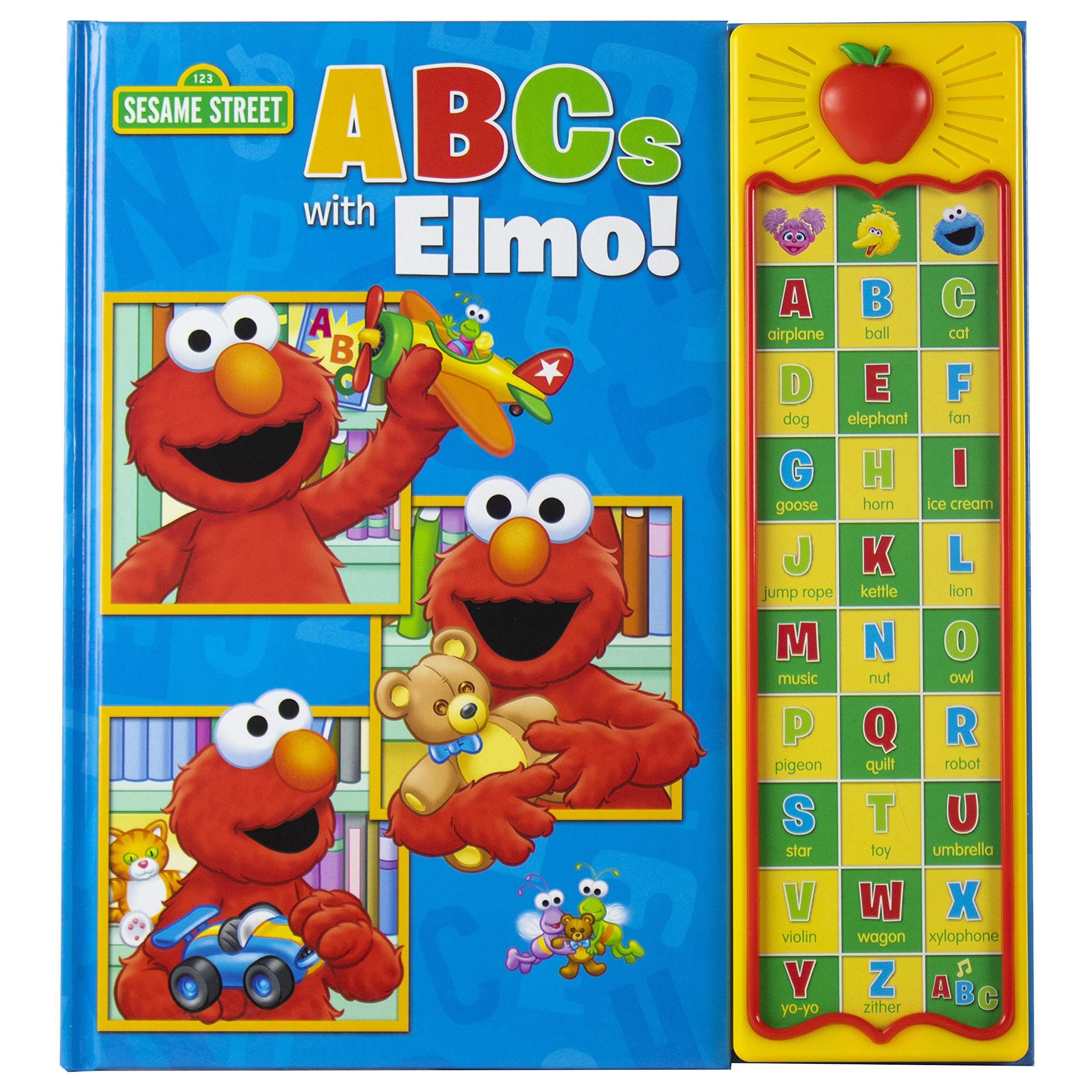 Sesame Street ABCs Button Sound product image