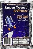 Home Brew Ohio Liquor Quik Super Yeast X-Press (Makes 6.5 U.S. Gal./25L)