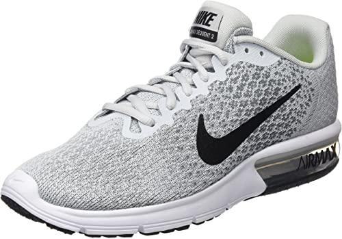 | Nike Air Max Sequent 2 Mens 852461 002 | Road