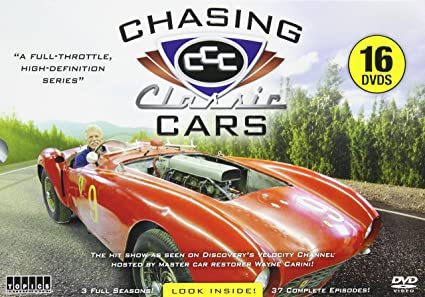 Amazon Com Chasing Classic Cars Seasons 1 3 Wayne Carini Essex