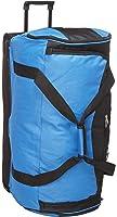 Travelers Club Luggage Adventure 30 Inch Multi-Pocket Drop-Bottom Rolling Duffel