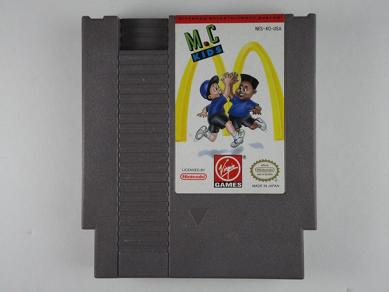 Amazon.com: M.C. Kids - Nintendo NES: Video Games