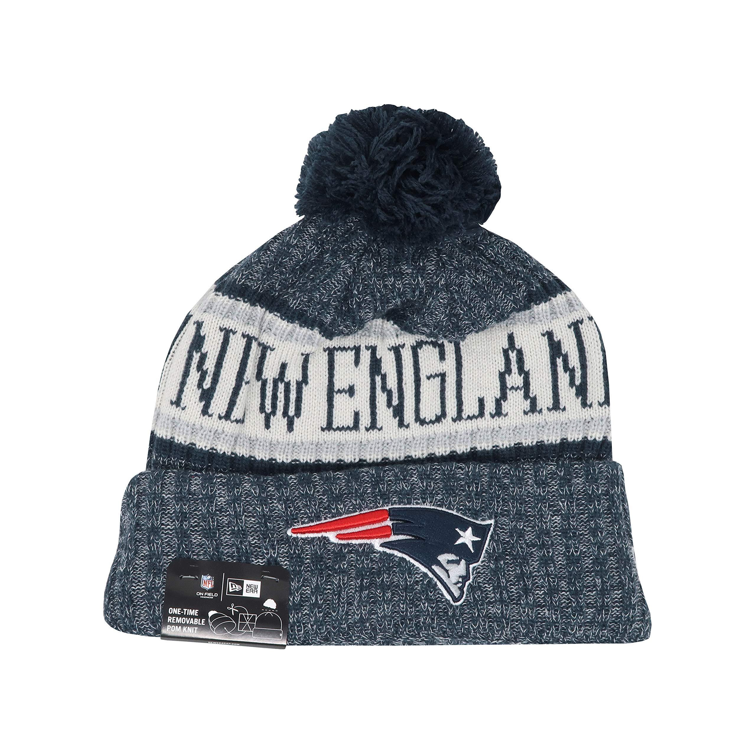 New England Patriots NFL 2018 On Field Sport Knit