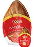 NOOSH Original Almond Butter - Vegan, Gluten Free, Non-GMO + DHA and No Palm Oil - Pack of 10 (.5oz each)
