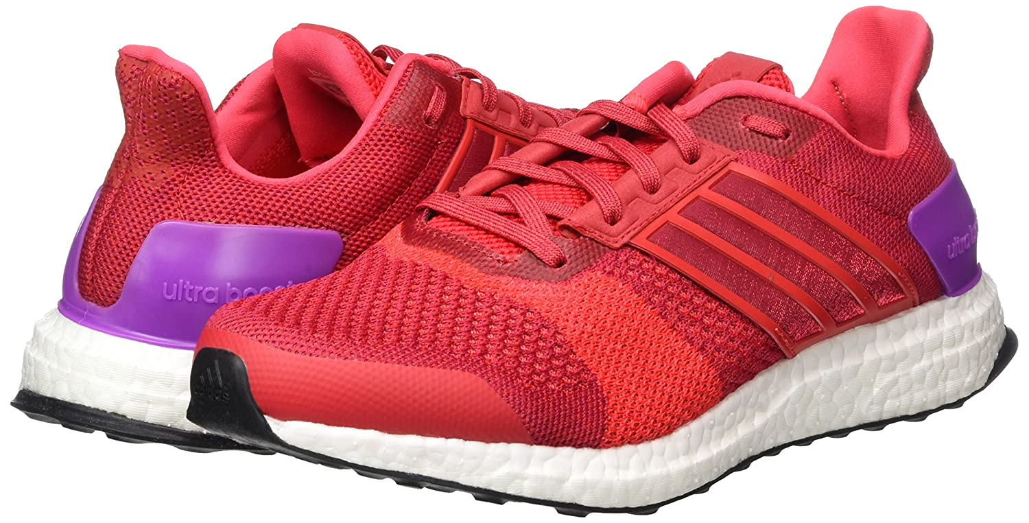 best loved ab2bb c47d0 adidas Ultra Boost St W, Chaussures de Running Entrainement Femme