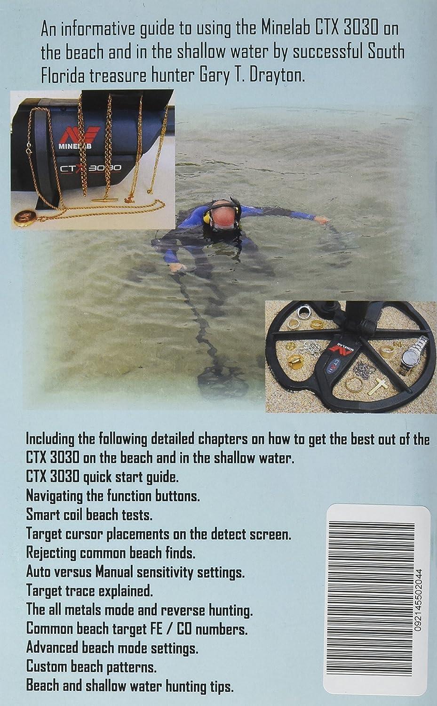 La CTX 3030 playa y guía - bolsillo de la Agua Hunter - por Gary Drayton: Amazon.es: Jardín