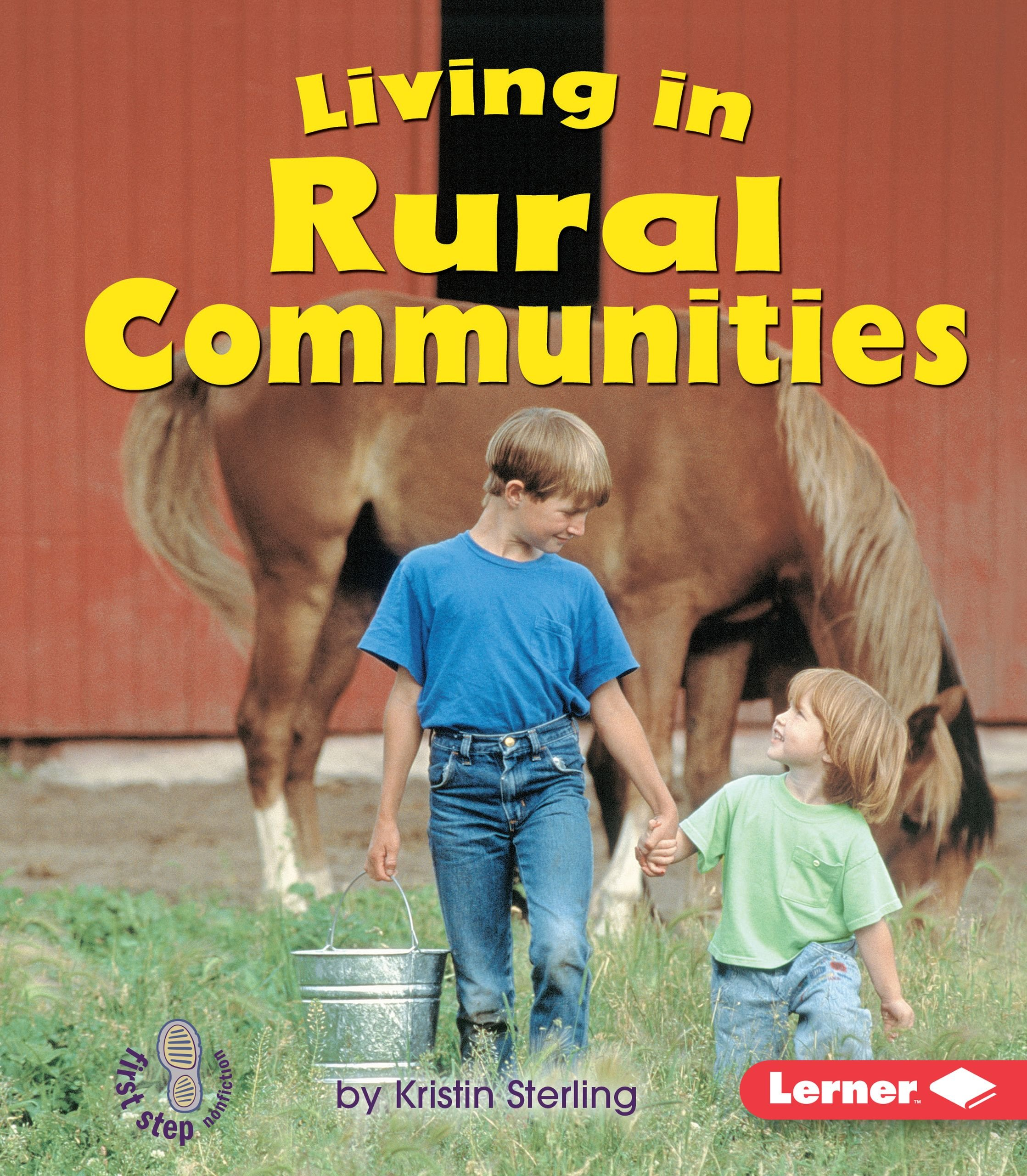 Download Living in Rural Communities (First Step Nonfiction) pdf epub