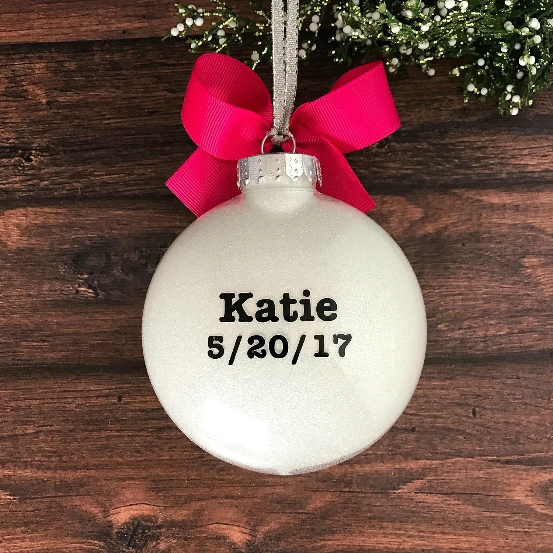 Amazon.com: RN Christmas Ornament Personalized, RN Graduation Gift ...