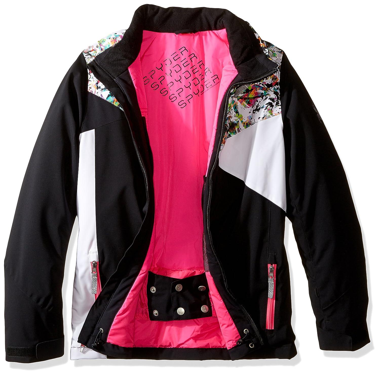 c9cb7c625 Amazon.com  Spyder Girls Project Jacket  Sports   Outdoors