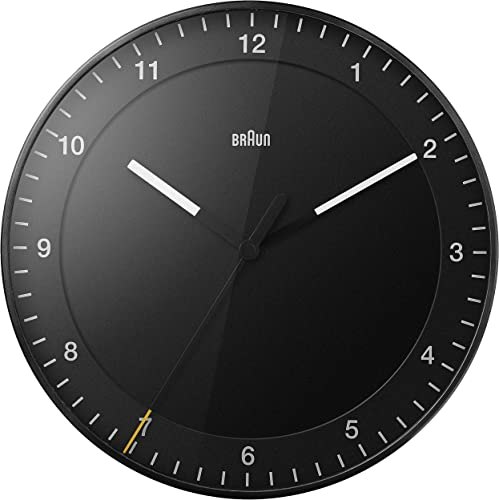 Braun Classic Large Analogue Wall Clock
