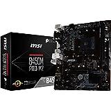 MSI ProSeries AMD Ryzen 1st and 2nd Gen AM4 M.2...