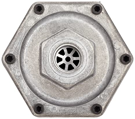 3-150 psi 1//2 BSPP Inlet x 1//2 BSPP Cylinder x 1//2 BSPP Exhaust 450 scfm Flow Parker 0RB50VB Die Cast Aluminum Quick Exhaust Valve with Fluorocarbon Static Seal