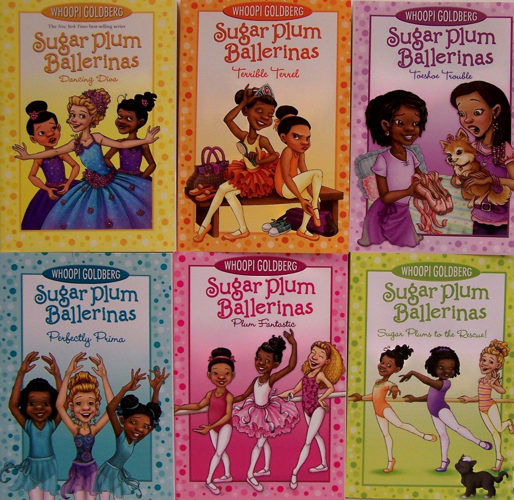 Image result for Sugar Plum Ballerinas Series