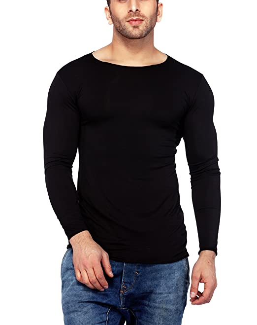 the sale of shoes huge selection of on sale Tinted Men's Solid Slim Fit T-Shirt (TJ102VF_#N/A_Large)